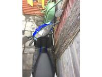 Pulse lightspeed 50cc scooter