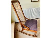 Vintage rocking chair project