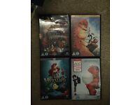 Disney classics dvds
