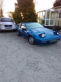 Rare lotus excell se 2,2 180bhp project
