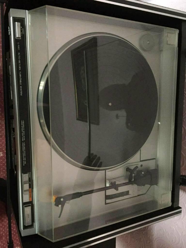 Jvc Record Player