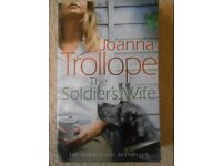 JOANNA TROLLOPE - THE SOLDIER'S WIFE - PAPERBACK