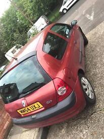 Renault Clio Manual Diesel 2004