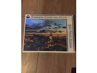 Edinburgh 500 piece puzzle Unopened