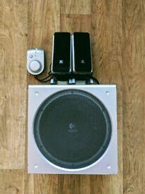 Logitech Z3 - 2.1 Speaker system