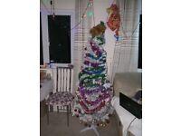 Christmas Tree 5 ft tall