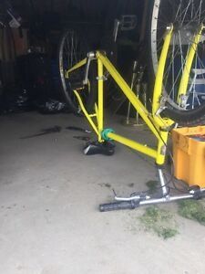 Awesome Norco Bike, Yellow