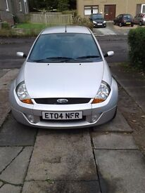 Ford Ka Sport only 58,000miles 1.6 2004