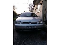 VW GOLF MK4 1.9 GT TDI 1.9 PD150 SPARES OR REPAIRES please read carefully.
