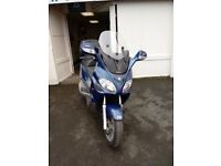 For sale - PIAGGIO X9 Evolution Scooter - 12 Months MOT Low Mileage