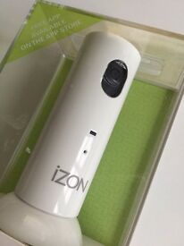 SUPER MINT CONDITION iZON remote wireless camera (hardly used)
