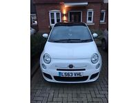 fiat 500s automatic