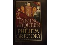 Four hard back books by Philippa Gregory and two hard back books by Sharon Penman.