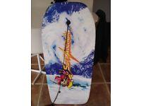 Surfing Bodyboard