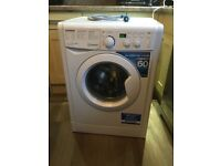 Indesit 6KG Washer/Dryer Like New As In Our Brand New House Can Deliver.