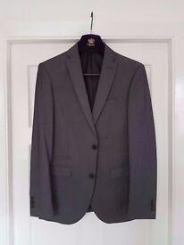 Next Light Grey 3pc Suit