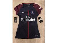 Paris St Germain 17/18 season Ladies Neymar strip