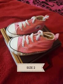 Ralph Lauren baby girl shoes