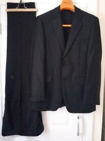 Ben Sherman Black Suit.