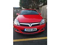 Vauxhall Astra SXI Burst Red Colour 1.4, Low Mileage, Full Dealer Service History