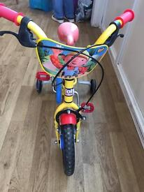 Bob the builder bike
