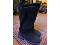 Womens Insulated Winter Boots Size 7