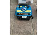 Work zone generator