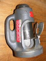 GREAT GIFT FOR A TRAPPER -- MORSE STARRETT CABLE CUTTER