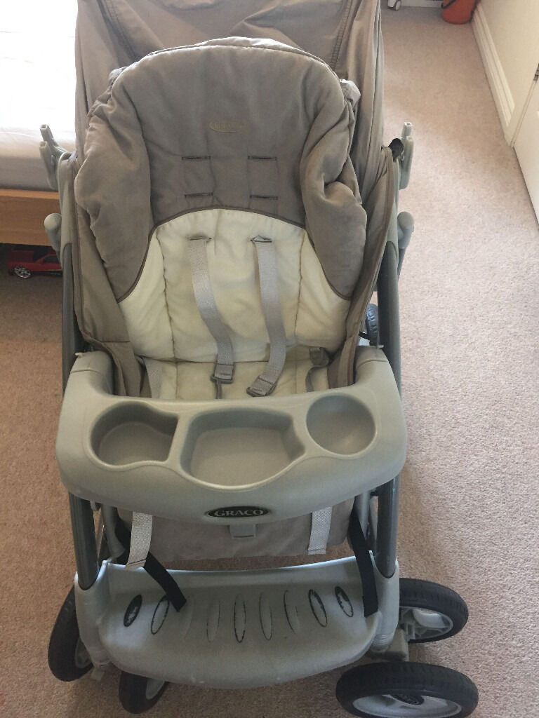 Used travel system which is in great condition