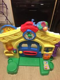 Fisher price play and learn activity centre