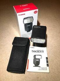 Canon 580EX ii SpeedLight Flash