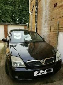 Vauxhall vectra 1.8 SXI 16v