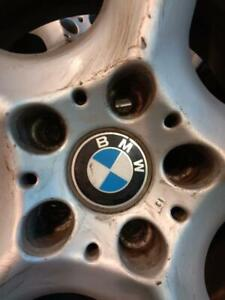 BMW X5 2003 MAGS WITH TYRES 235/65/R17