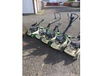 Etesia petrol Lawnmower x5 Honda engines