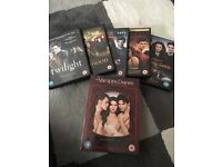 Selection of Vampire DVDs