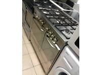 New world range gas cooker