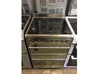 Smeg SUK62CMX5 Award Winning 60cm Wide Freestanding Cooker