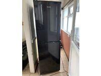 Black Kenwood Fridge Freezer