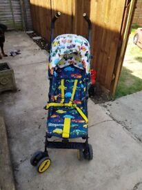 Cosatto Rev it up stroller