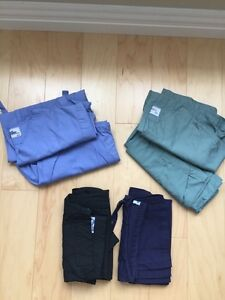 Two full scrub sets and two scrub pants- ALL for $20 MENS
