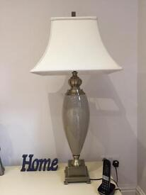 Table Lamps x3