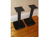Pair of Alphason New Concept Speaker Stands - British made - Excellent condition