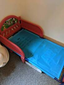 Mickey Mouse clubhouse bed