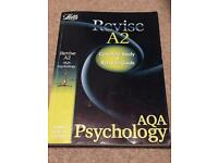 Letts A2 AQA Psychology revision guide