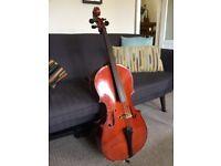 Primavera 103 ¼ size cello