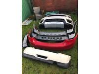 Prestige car bumpers range rover mini bmw job lot