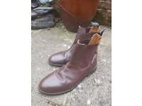 Mens Jodphur Toggi boots size 11