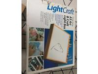 Light box for crafts and animation