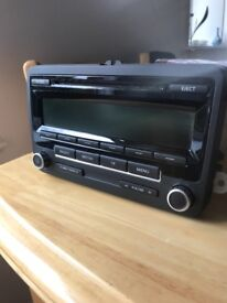 Amarok CD player . May fit other vw models