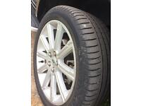 Range Rover Sport / Landrover Alloy Wheels and Tyres